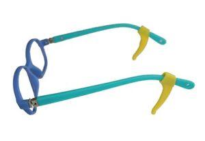 Anti-slip Ear hooks temple tips for children's eye glasses spectacles