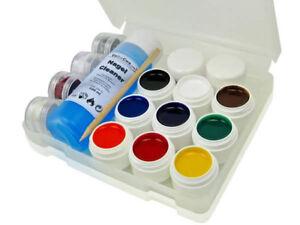 UV Colour Gel Creative Designer Set Gel Set Create Your Own Colors 18 Pieces