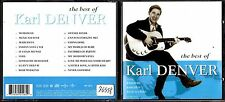 CD 1607 THE BEST OF KARL DENVER