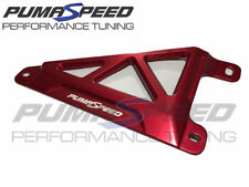 Pumaspeed Ford Fiesta Mk8 and Mk8 ST Battery Tie Down - Red