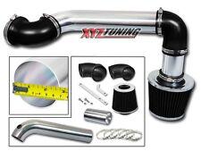 "2.75"" BLACK Cold Air Intake Induction Kit+Filter For 95-97 Camaro/Firebird 3.8L"