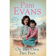 On Her Own Two Feet, Evans, Pamela,