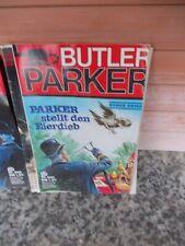 Butler Parker, Heft Nr. 552: Parker stellt den Eierdieb