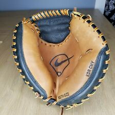 NIKE Diamond Ready KDRCMY Premium Leather Baseball RHT Catchers Mitt Glove YOUTH