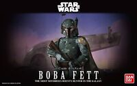 New Bandai Star Wars The Force Awakens BOBA FETT 1/12 scale kit Japan