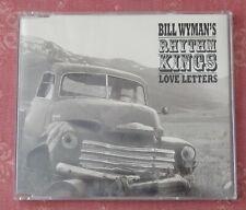Bill Wyman's / Rhythm Kings cd Love Letters