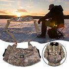 Camo Hand Warmer Pouch Warm Muff Waist Pack Glove Hunting Fishing Camping UTV