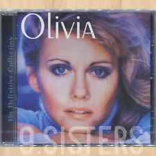 OLIVIA NEWTON-JOHN The Definitive Collection CD The Grease Megamix PHYSICAL 0630