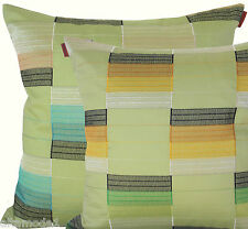 MISSONI HOME LIMITED EDITION IBIS 652 Kissenhülle 100% Baumwolle SATIN PILLOW CO