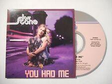 JOSS STONE : YOU HAD ME ♦ CD SINGLE PORT GRATUIT ♦