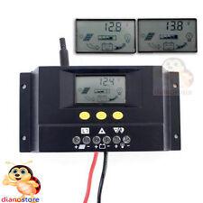 Regolatore di carica solare fotovoltaico 50A LCD 12V /24V per pannello solare
