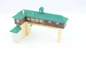 Kibri 6730 Bridges Signalbox Neustadt Z Gauge + Top+