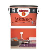 Alpina matte Farben für Heimwerker