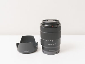Sony E 18-135mm F3.5-5.6 OSS Lens ~Close to New ~$580 with Code
