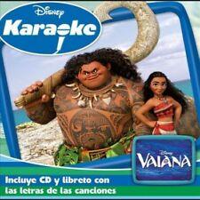 VAIANA DISNEY KARAOKE - BSO [CD]