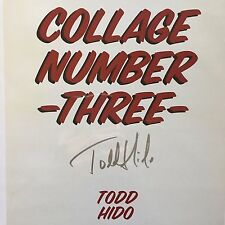 SIGNED Todd Hido Collage Number Three AS NEW and OP