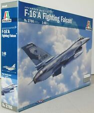 Italeri 1:48 2786 F-16A Fighting Falcon Model Aircraft Kit