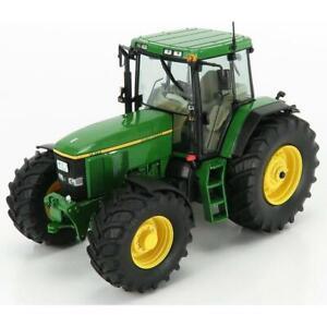 Schuco John Deere 7810 Tractor 2016 Green Yellow - 1:32