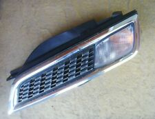 NISSAN MICRA K12 - FRONT INDICATOR WITH GRILL (PASSENGER SIDE) - 2009