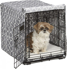 Dog Crate Cover Kennel Pet Cat Cage Privacy Security Waterproof Breathable New