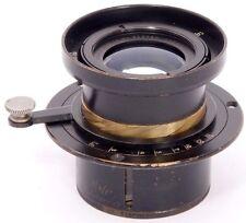 C.P. Goerz BERLIN Dopp-Anastigmat Serie III DAGOR F=150mm 1:6.8 Lens + Flange