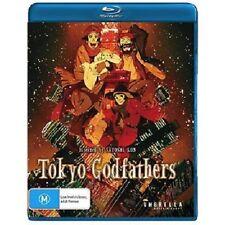 PRE ORDER: TOKYO GODFATHERS   -  Blu Ray - Sealed Region B