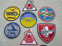 Patch  Ju-52 Lufthansa / Swiss Airlines / Antonov An-2 / Avion Aircraft YAKAiR