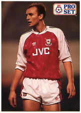 Steve Bould Arsenal #232 Pro Set Football 1991-2 Trade Card (C364)