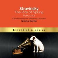 Igor Stravinsky The Rite Of Spring Petrouchka (2017) 21-track CD Neuf/Scellé