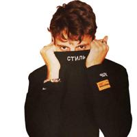 Heron Preston Turtleneck Collar Embroidery Tshirt Hip Hop Pullover Top Men Wome