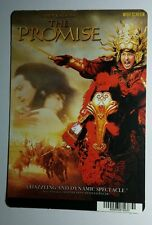 THE PROMISE CHEN KAIGE COVER ART MINI POSTER BACKER CARD (NOT a movie )
