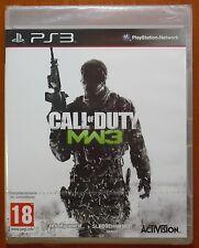 Call of Duty Modern Warfare 3, Infinity Ward, PlayStation PS3, Pal-España, NUEVO