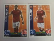 Not Autographed 2015-2016 Football Trading Cards