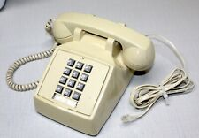 Touchtone Push Button Desk Phone Ivory / Beige ( no brand )