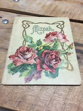 """MIZPAH"" PUBLISHED BY Holiday Publishing Company, Buffalo & New York, 1906 Book."