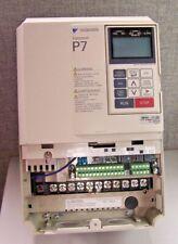 Yaskawa Varispeed P7 Variable Frequency Ac Drive 480v 17 Amp Cimr P7u47p5 47p51b