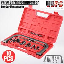 Engine Overhead Valve Spring Installer/Remover Set OHV/OHC Compressor Tool Kit