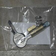 5645-E Serratura Bloccasterzo Piaggio Vespa 50 125 Primavera PX Lunga Guida 4mm