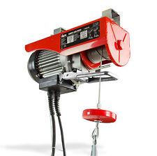 Elektroseilzug elektrischer Seilzug Seilwinde Flaschenzug Motorwinde DES 400/800