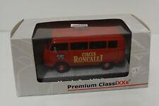 Mercedes Benz MB L206 Bus Roncalli 1:43 Limited Premium ClassiXXs Box