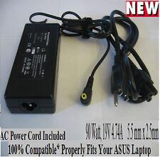 90w AC Adapter Ladegerät für Asus exa0904yh, r32379, n53s, n55s