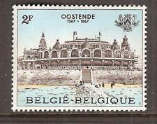 BELGIUM # 691 MNH OSTEND CITY 700th ANNIVERSARY