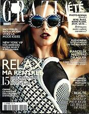 GRAZIA (POCKET) NO.152 10 AUGUST 2012 RELAX MA RE-ENTRY/ BELLE NIGHT/ FARRELL