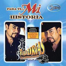 Urias, Polo Y Su Maquina Nortena : Para Ti: Mi Historia CD