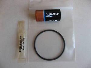 Battery Kit For Dive Rite NiTek1, 3 & HE Dive Computer