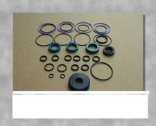 PORSCHE 924S 944 944 TURBO 951 S2 968 POWER STEERING RACK SEAL KIT W/INSTRUCTION