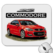HOLDEN  VF   SS  COMMODORE  MOUSE PAD  MOUSE MAT  (6  CAR COLOURS)