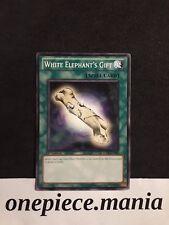 Yu-gi-oh! White Elephant's Gift STBL-EN062 1st