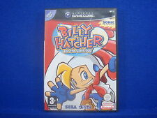 gamecube BILLY HATCHER And The Giant Egg Nintendo PAL UK Version