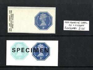 JUNE 1974 Self-adhesive John Daynes 2st SERIE SQUARE BACKING 3p UM +SLOGAN !!!